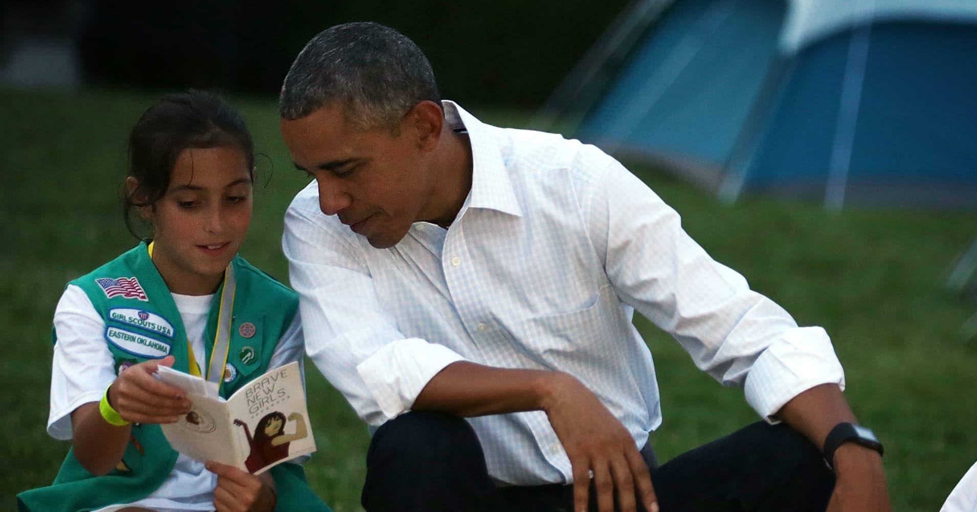 The 5 Newest Books On Barack Obama S Summer Reading List