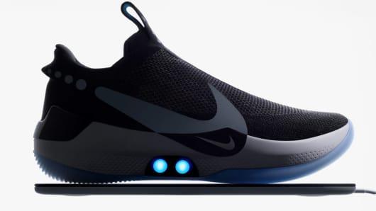 Nike Adapt BB basketball shoe