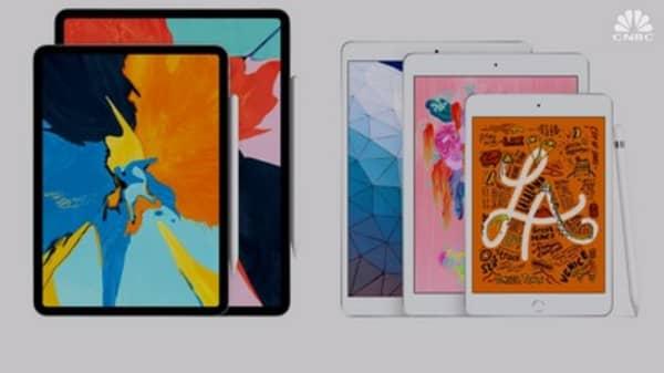Apple lanza nuevos iPad Air y iPad mini