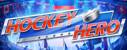 Hockey Hero Logo