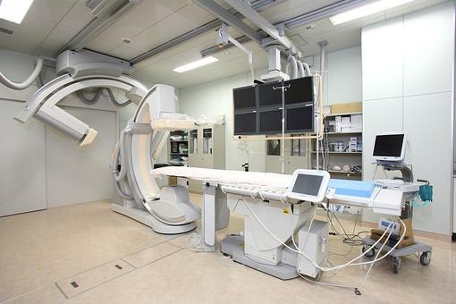 最新のレントゲン検査機