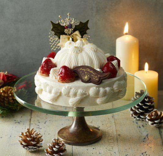 日本橋三越本店から2020クリスマスケーキのご紹介!/中央区立環境情報センター