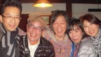 富山の友人達