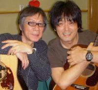 with Kortaro-san