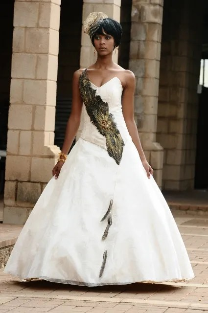 37 Gorgeous African Wedding Dresses Fmag Com