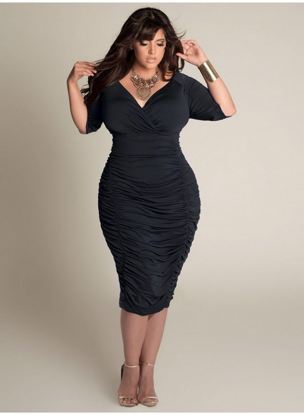 The Perfect Plus Size Little Black Dress For Every Occasion Fmag