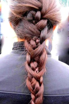 french plat hair style 4 timeless graduation hairstyles for your special day 6878 | braid within a braid11