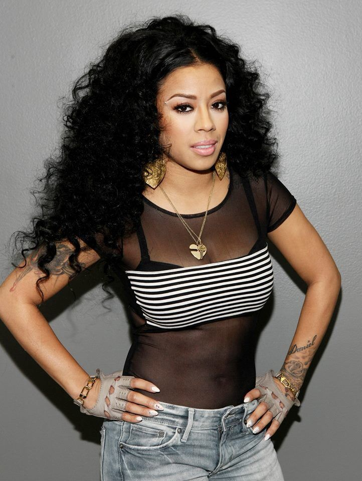 Excellent She Makes Anything Look Good 15 Of Keyshia Cole39S Best Hairstyles Short Hairstyles Gunalazisus