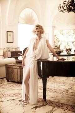 long flapper Golden Twenties - Elle Germany June 2011