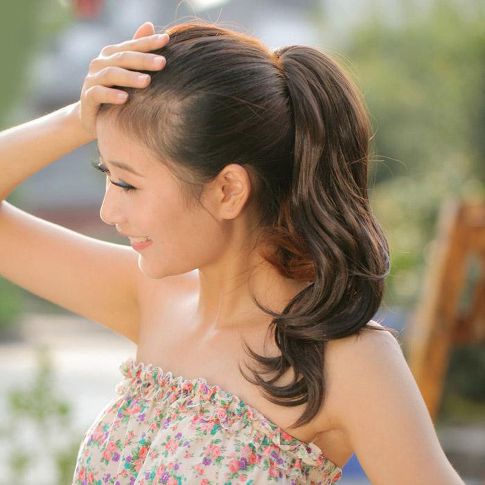 30 Korean Girls Ponytail Hairstyles Hairstyles Ideas Walk The Falls