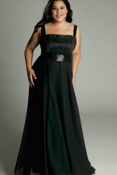 plus size maxi lbd belt