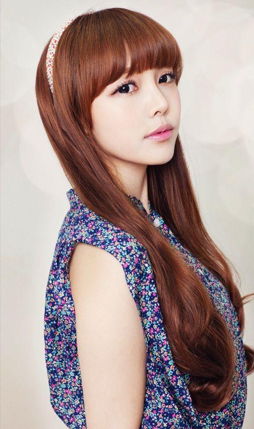 5 Best Korean Hairstyles For Long Hair Fmag Com