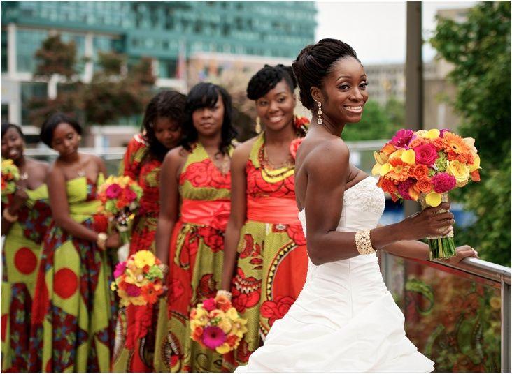37 Gorgeous African Wedding Dresses