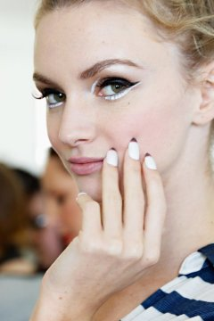 beautiful nail designs - Kate Spade