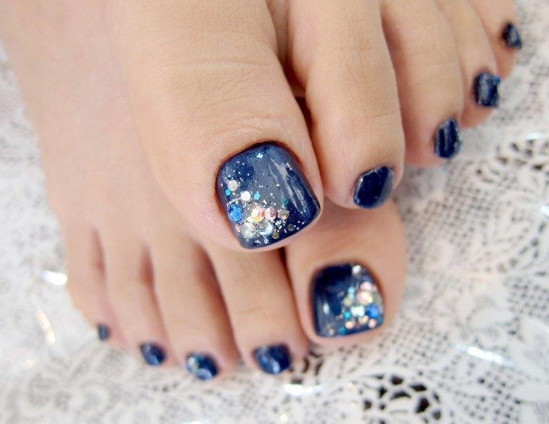 crystal nail art design - FMag.com