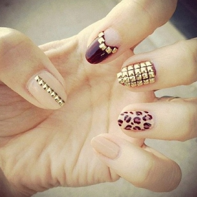 A Guide To Acrylic Nail Designs Tips Maintenance Fmag