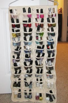 nail polish jewelry organizer