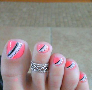 50 Incredible Toe Nail Designs Ideas Fmag