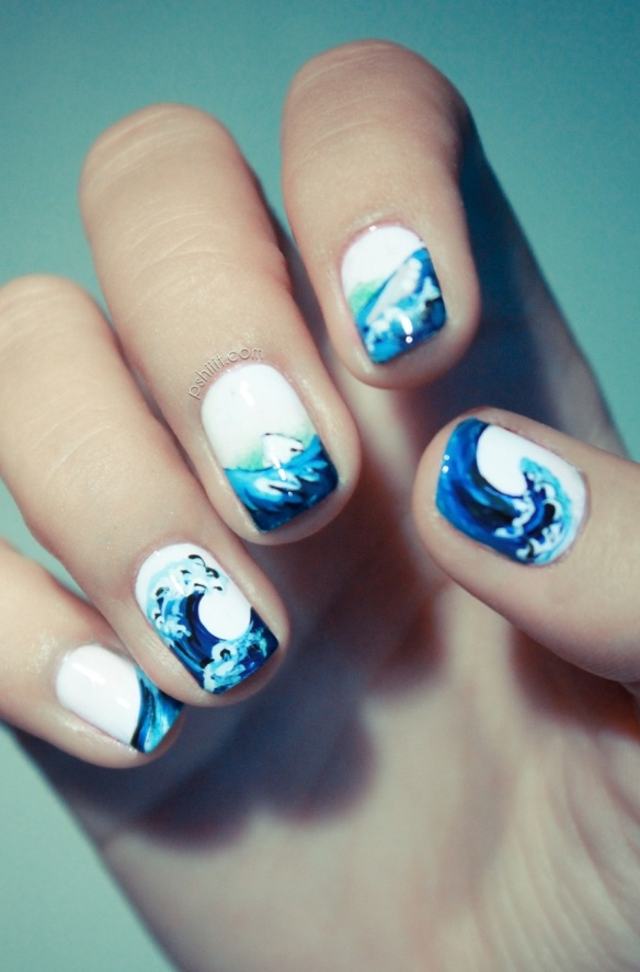 35 Unique Nail Designs to Try in Summer - FMag.com