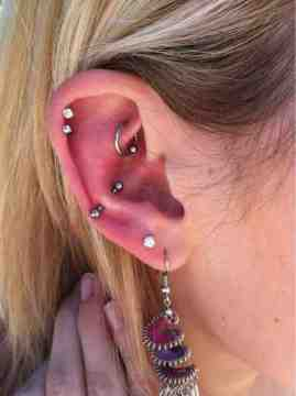 pain-worth cartilage pierce