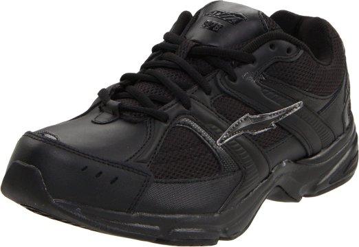 Black Avia A3339M Walking Shoes for Women