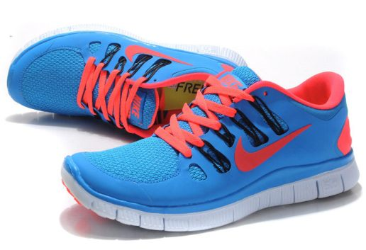 Nike Free 5.0 for High-Arched Foot Women