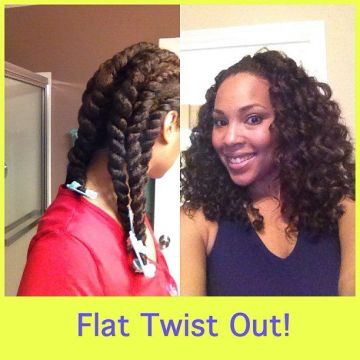 flat twist