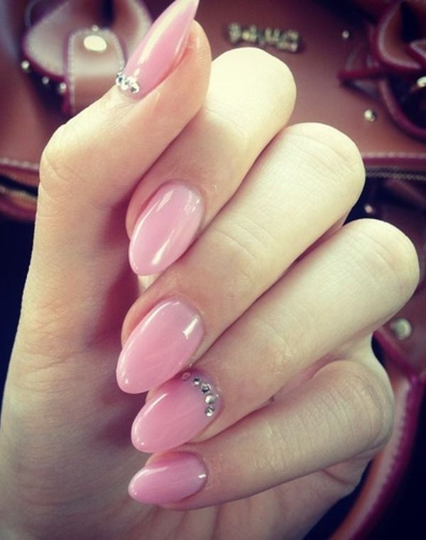 Choose A Beautiful Nail Shape Fmag Com