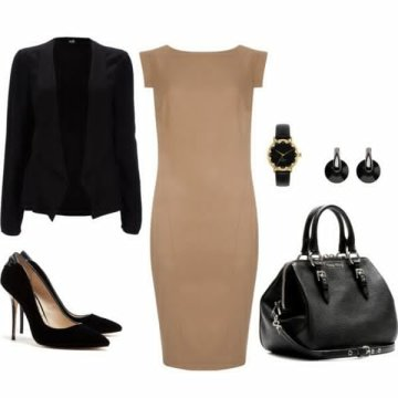 Classic and Elegant Interview Outfit Ideas