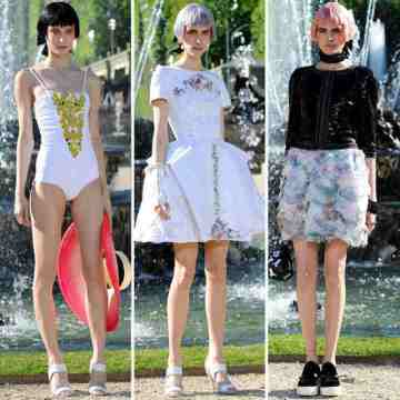 Chanel Cruise Collection 2013
