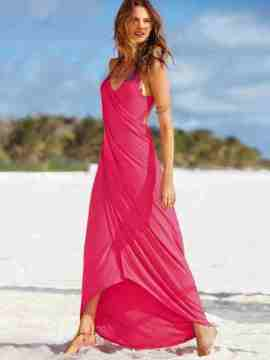 Elegant-Red-Long-Beach-Dresses