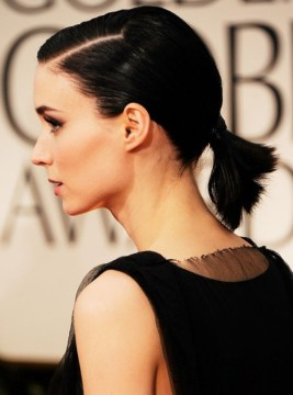 Sleek Ponytail for Short Hair