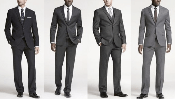 Men's Business Wear for Interview