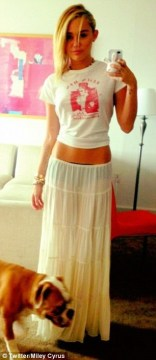 miley cyrus skirt 4