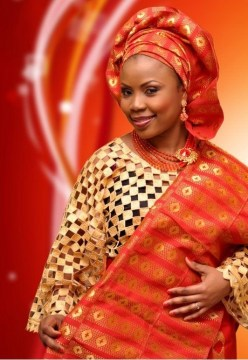 Aso Oke for Women