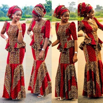 International Nigerian Ankara for Weddings