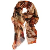 Contileoni Floral Printed Scarf