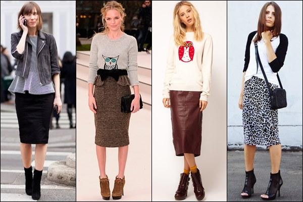 a20ff6ec88 55 Amazing Pencil Skirt Outfit Ideas - FMag.com