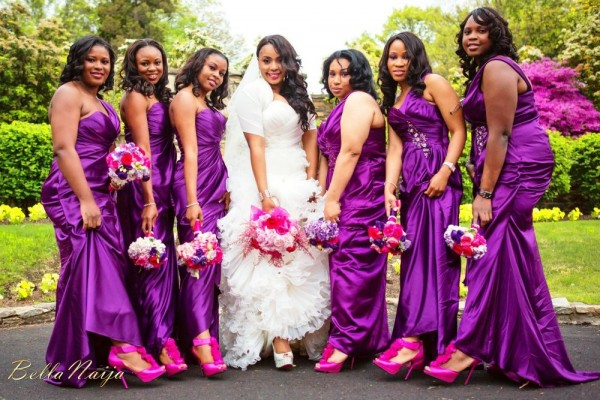 35 Stunning Nigerian Wedding Dresses