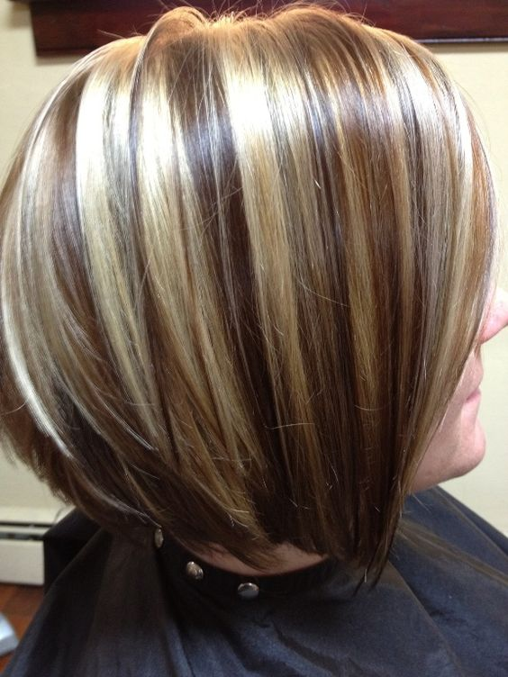 26 Stunning Ideas For Brown Hair With Blonde Highlights