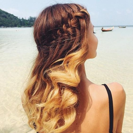 26 Stunning Ideas For Brown Hair With Blonde Highlights Fmag