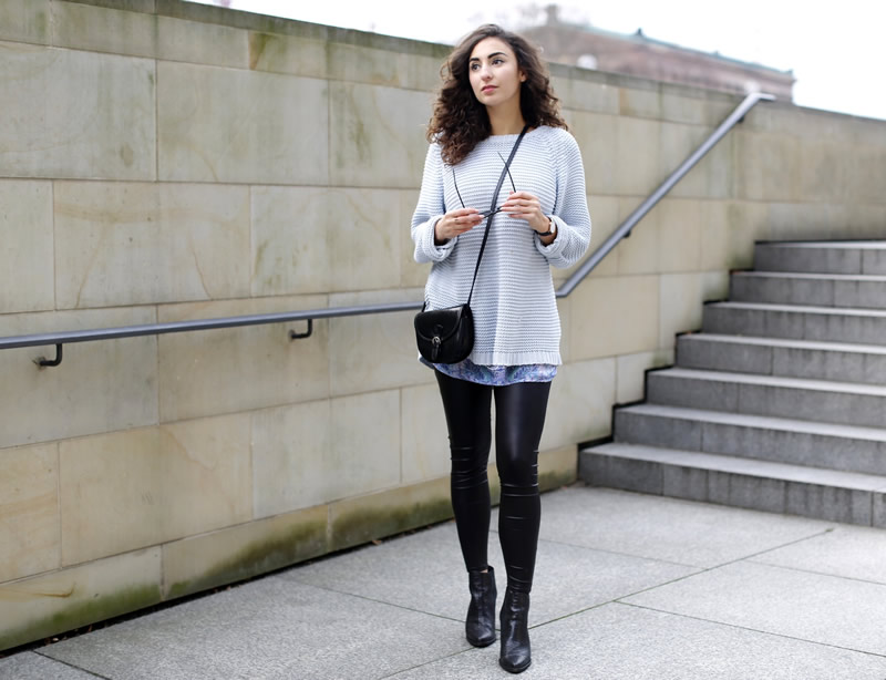 15 Best Leather Leggings Outfit Ideas Ultimate Style Guide - FMag.com