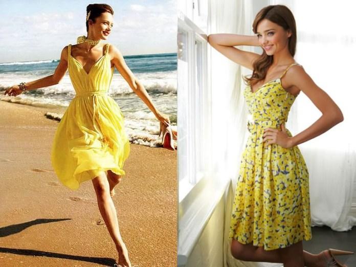 best yellow sundress outfit ideas