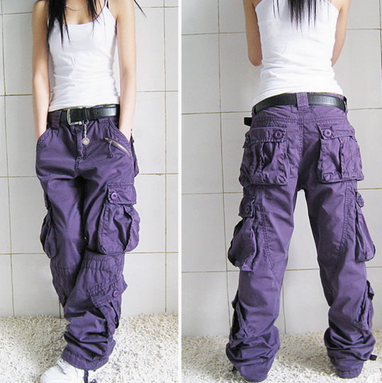 cargo pants zumba dance