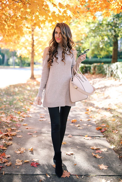 15 Best Leather Leggings Outfit Ideas: Ultimate Style ...