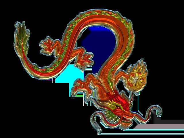 koi yellow river become dragon