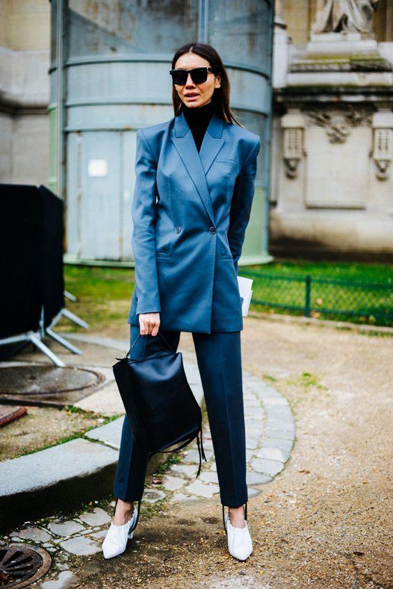 blazer stirrup blue