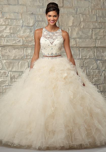 beige quinceanera dress classy