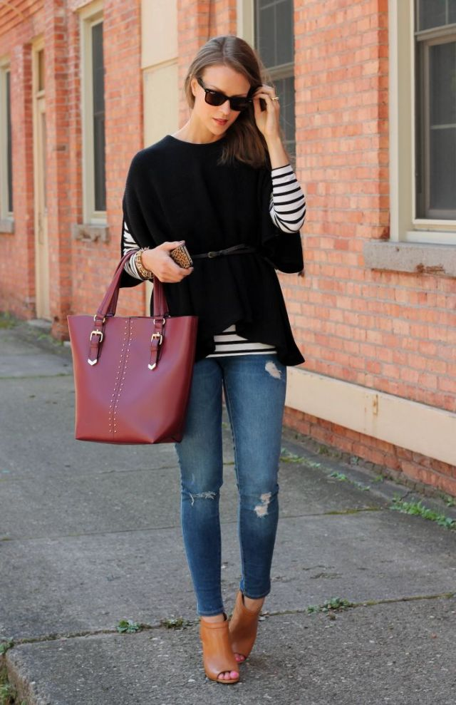 black knit sweater open toe booties