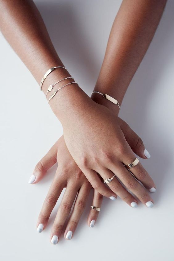 How to Wear Two Rings for Women: Stylish Ideas